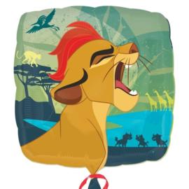 Disney The Lion Guard folieballon ø 23 cm.
