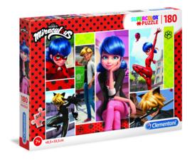 Ladybug Miraculous puzzel 180 stukjes