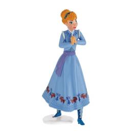 Disney Frozen Olaf's Adventure Anna taart topper decoratie 10 cm.