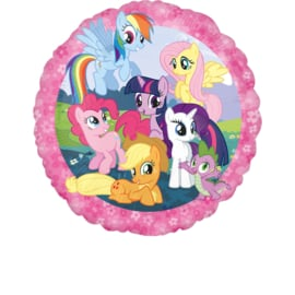 My Little Pony folieballon ø 43 cm.