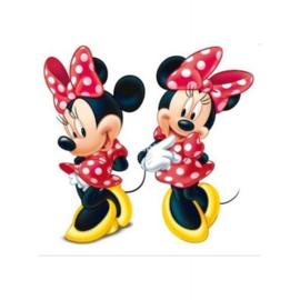 Disney Minnie Mouse hangdecoratie 30 cm. 2 st.
