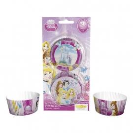 Disney Princess cupcake vormpjes 50 st.