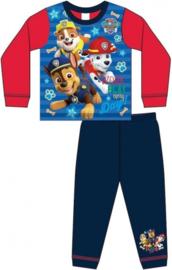 Paw Patrol pyjama Work Play Every Day mt. 92