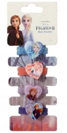 Disney Frozen 2 haar elastiekjes 4 st.