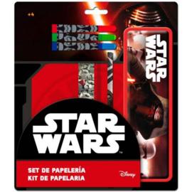 Star Wars schrijf- kleurset 6-delig