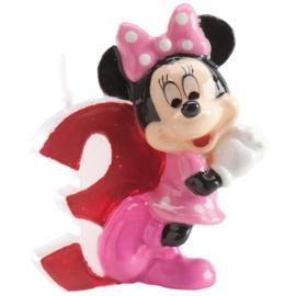 Disney Minnie Mouse Clubhouse 3e verjaardagskaars 3D