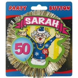 Sarah 3D button