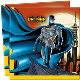 Batman servetten 33 x 33 cm. 20 st.