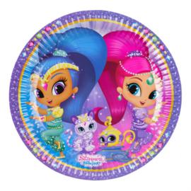 Shimmer and Shine traktaties
