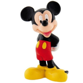 Disney Mickey Mouse taart topper decoratie 7 cm.