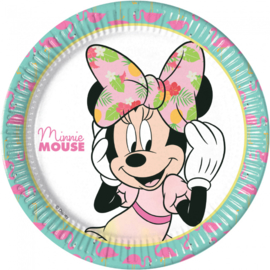 Disney Minnie Mouse tropical feestartikelen