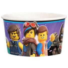 Lego ijs- snoepbakje 8 st.