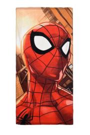 Spiderman strandlaken 70 x 140 cm.