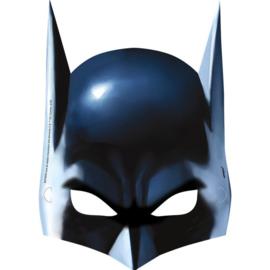 Batman maskers 8 st.