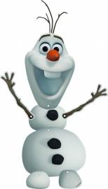 Disney Frozen Olaf hangdecoratie 55 cm.