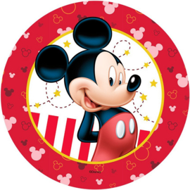 Disney Mickey Mouse taart en cupcake decoratie