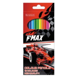 F Max kleurpotloden 12 st.