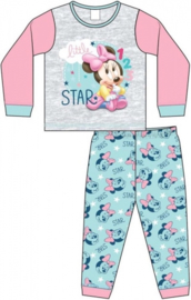 Disney Baby Minnie Mouse pyjama Little Star mt. 76
