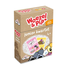 Woezel & Pip junior kwartet