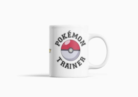 Pokéball porseleinen mok Pokémon Trainer 300 ml.