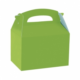 Party box lime groen