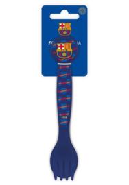 FC Barcelona lepel en vork