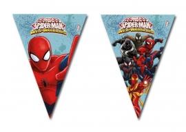 Spiderman Web-Warriors vlaggenlijn 2,3 mtr.