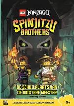 LEGO Ninjago leesboek De schuilplaats van de duistere meester