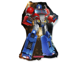 Transformers folieballon Optimus Prime 76 x 53 cm.