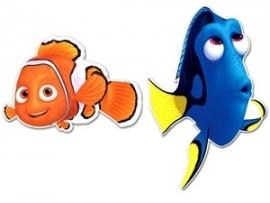 Disney Finding Dory en Nemo hangdecoratie set 30 cm.