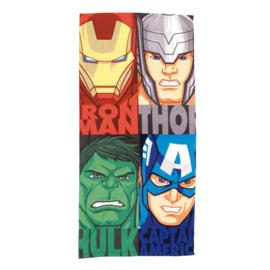 Marvel Avengers strandlaken 140 x 70 cm.