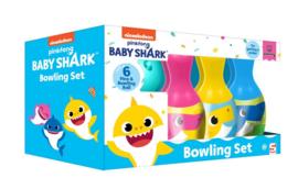 Baby Shark bowlingset 7-delig