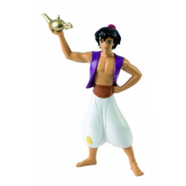 Disney Aladdin taart topper decoratie 10,5 cm.