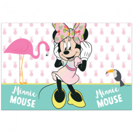 Disney Minnie Mouse tropical tafelkleed 120 x 180 cm.
