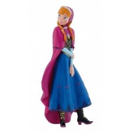 Disney Frozen Anna taart topper decoratie 9,8 cm.