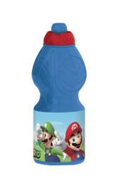 Super Mario Bros drinkfles 400 ml.