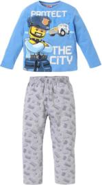 Lego City pyjama politie mt. 116
