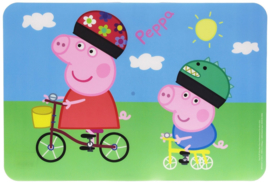 Peppa Pig placemat