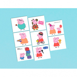 Peppa Pig tattoos
