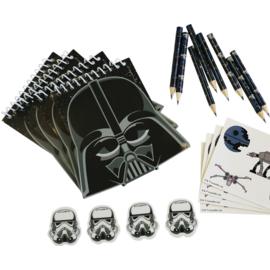 Star Wars uitdeelspeelgoed set 16-delig