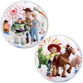 Disney Toy Story 4 bubble ballon ø 56 cm.