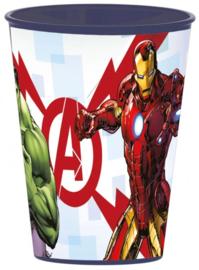 Mighty Avengers drinkbeker 260 ml.