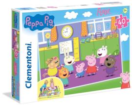 Peppa Pig vloerpuzzel 40 stukjes