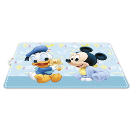 Disney Baby Mickey en Donald placemat