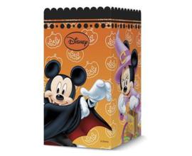Disney Mickey Halloween popcorn doosje 4 st.
