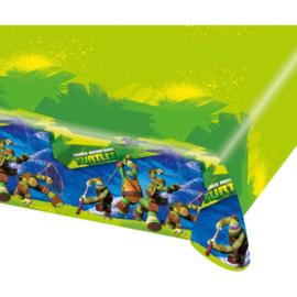 Ninja Turtles tafelkleed 120 x 180 cm.