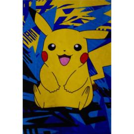 Pokémon fleecedeken 100 x 150 cm.