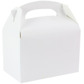 Party box wit 12 x 10 x 15 cm.