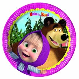 Masha and the Bear feestartikelen