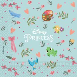 Disney Princess Dare to Dream servetten 33 x 33 cm. 20 st.